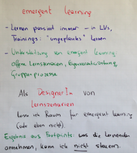 flip-emergent-learning